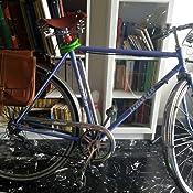Borsa posteriore per bici bicicletta al portapacchi eco pelle ... 5e50f8b6937