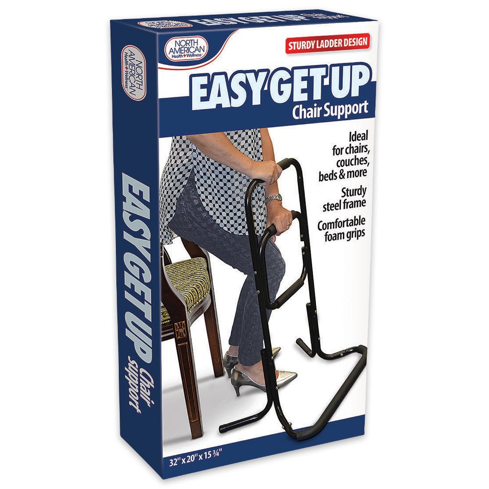 Easy Get-Up Chair Support by JOBAR INTL INC