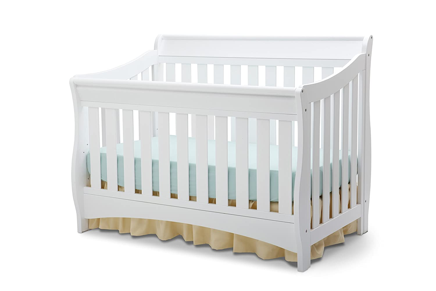 in best kalani cribs bargains the baby crib white y davicni