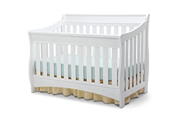 Delta Children Bentley S Series 4 In 1 Crib White