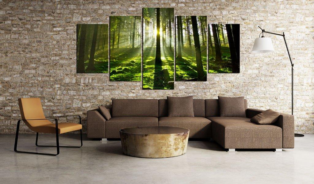 Wandbilder Wohnzimmer Leinwand ~ Amazon murando bilder cm leinwandbilder fertig