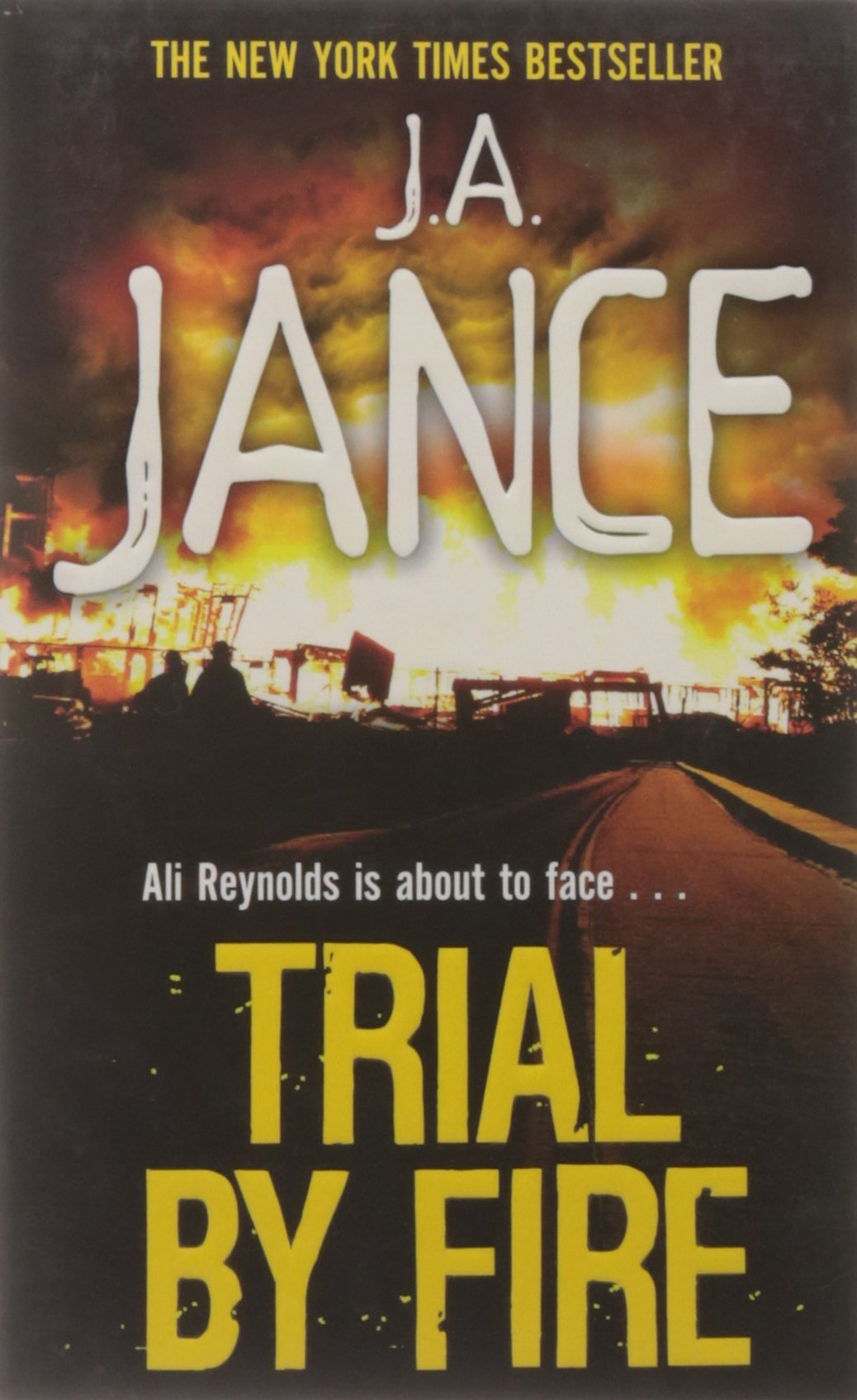 Download Trial by Fire pdf