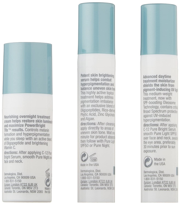 870134b75b5 Amazon.com   Dermalogica Powerbright TRX Treatment Kit   Beauty