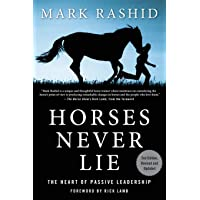 Image for Horses Never Lie: The Heart of Passive Leadership