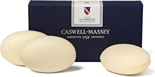 product image for Caswell-Massey Triple Milled Luxury Bath Soap Set - Number Six Fragrance - 5.8 Ounces Each, 3 Bars