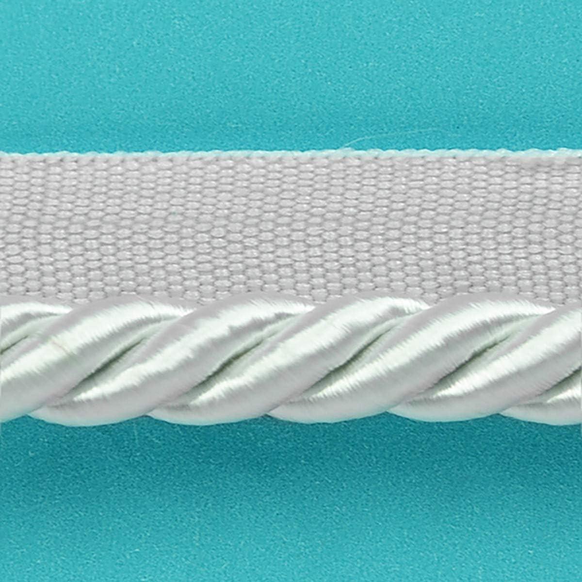 5 Yards of Hilda 3//8 Twisted Lip Cord Trim
