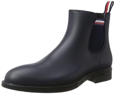 b6224f8c251561 Tommy Hilfiger Men s S2285TREAM 1R Wellington Boots