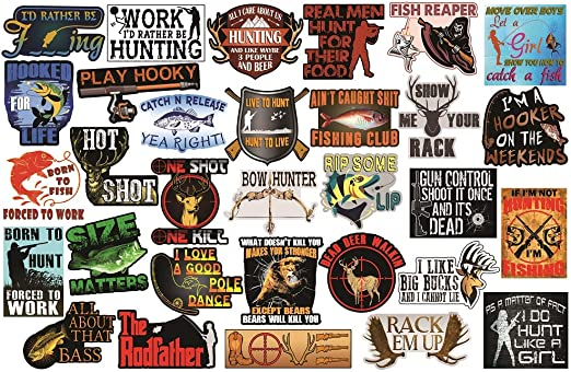 """2x Cabelas 7/"""" Stickers Decals Fishing Hunting Trail Tackle Box Camo Game"""