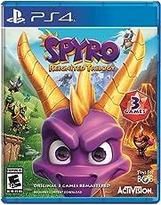 Spyro Reignited Trilogy - PlayStation 4 - Standard Edition (Importado)
