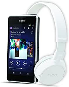 Sony Xperia E1 - Kit de smartphone libre Android y auriculares ...