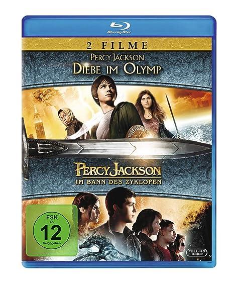 Percy Jackson 1&2 [Alemania] [Blu-ray]: Amazon.es: Cine y Series TV