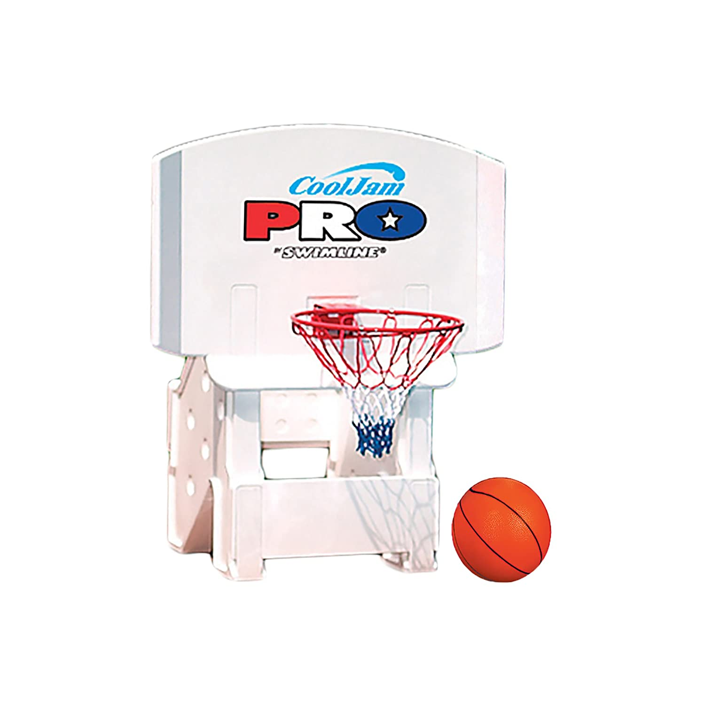 Swimline Cool Jam Pro Pool Basketball Hoop