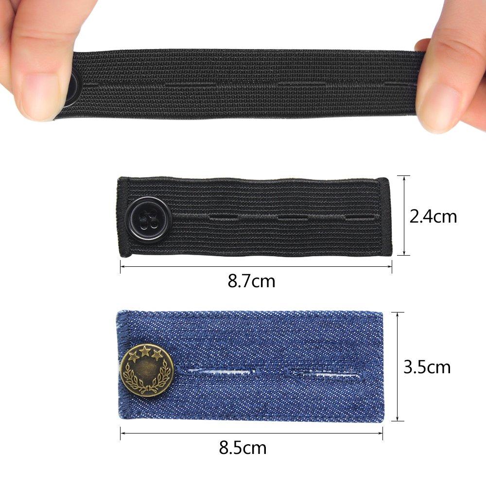 05fa95dc1 Conjunto de extensores de botón para pantalones