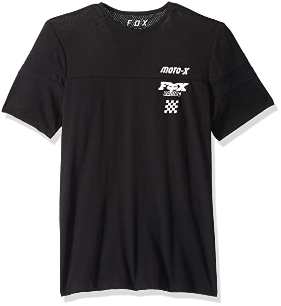 b91263b3a47871 Amazon.com  Fox Men s Traktion Short Sleeve Premium T-Shirt  Clothing