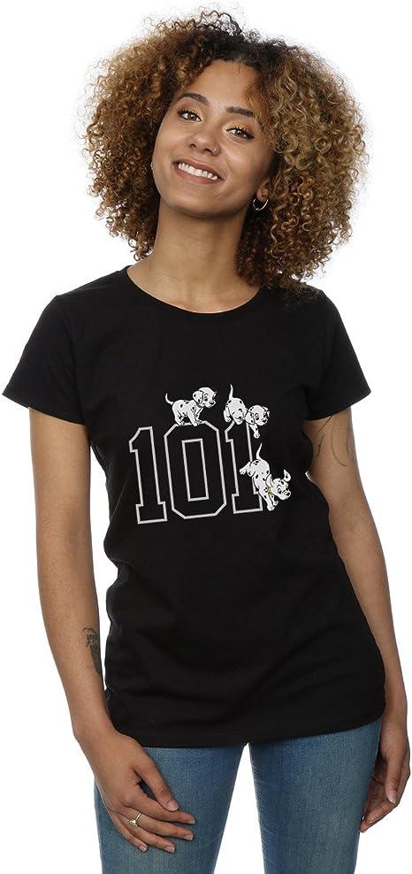 New Disney 101 Dalmatians Juniors/' Womens T-Shirt