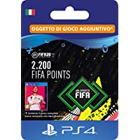FIFA 20 Ultimate Team - 2200 FIFA Points DLC - Codice download per PS4 - Account italiano