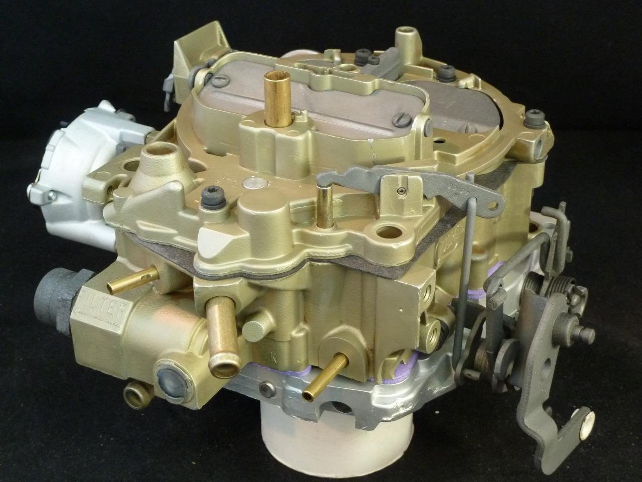 All Chevy 305 chevy engine for sale : Amazon.com: ROCHESTER QUADRAJET CARBURETOR fits 81-88 CHEVY GMC ...