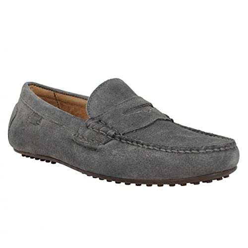 Polo Ralph Lauren WES e Terciopelo Hombre Gris, Gris (Gris), 41: Amazon.es: Zapatos y complementos
