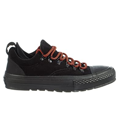 cd9fd77db823f2 Converse Unisex Mens Chuck Taylor All Star Descent Ox Fashion Sneaker  Leather Shoe
