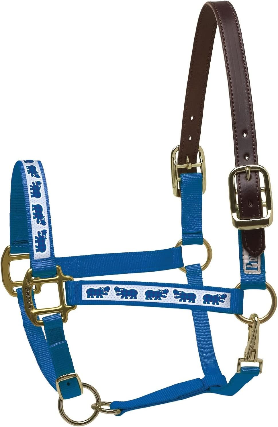 Perri's Leather Pony All items in the store Royal Ultra-Cheap Deals Blue Ribbon Nylon Safety Hippos with