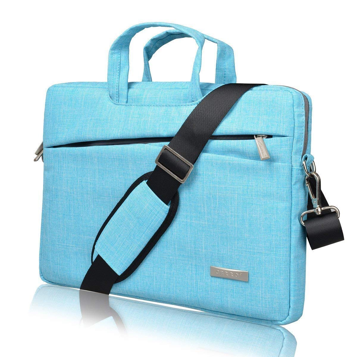 14716950189e BingGoGo Laptop Bag 15.6 Inch Briefcase Shoulder Bags,Water Repellent  Laptop Bag Briefcases Bussiness Carrying,Compatible Ultrabook MacBook 15.6  Inch ...