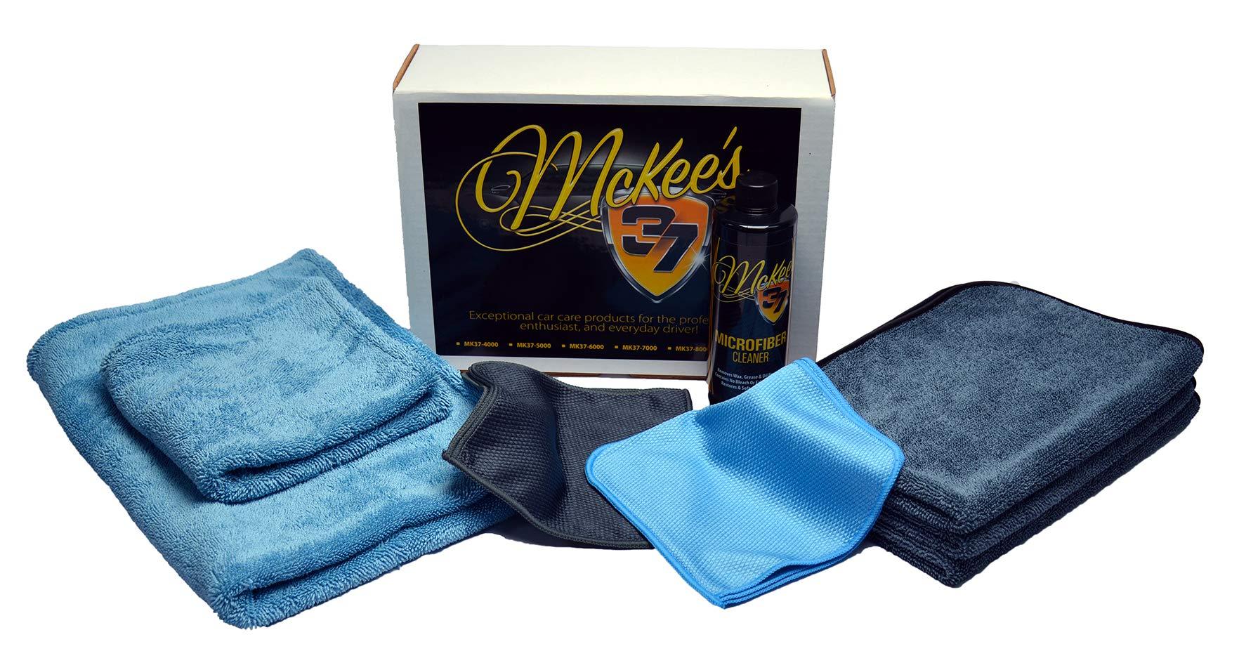 McKee's 37 MK37-CMTK Complete Microfiber Towel Kit 16. Fluid_Ounces
