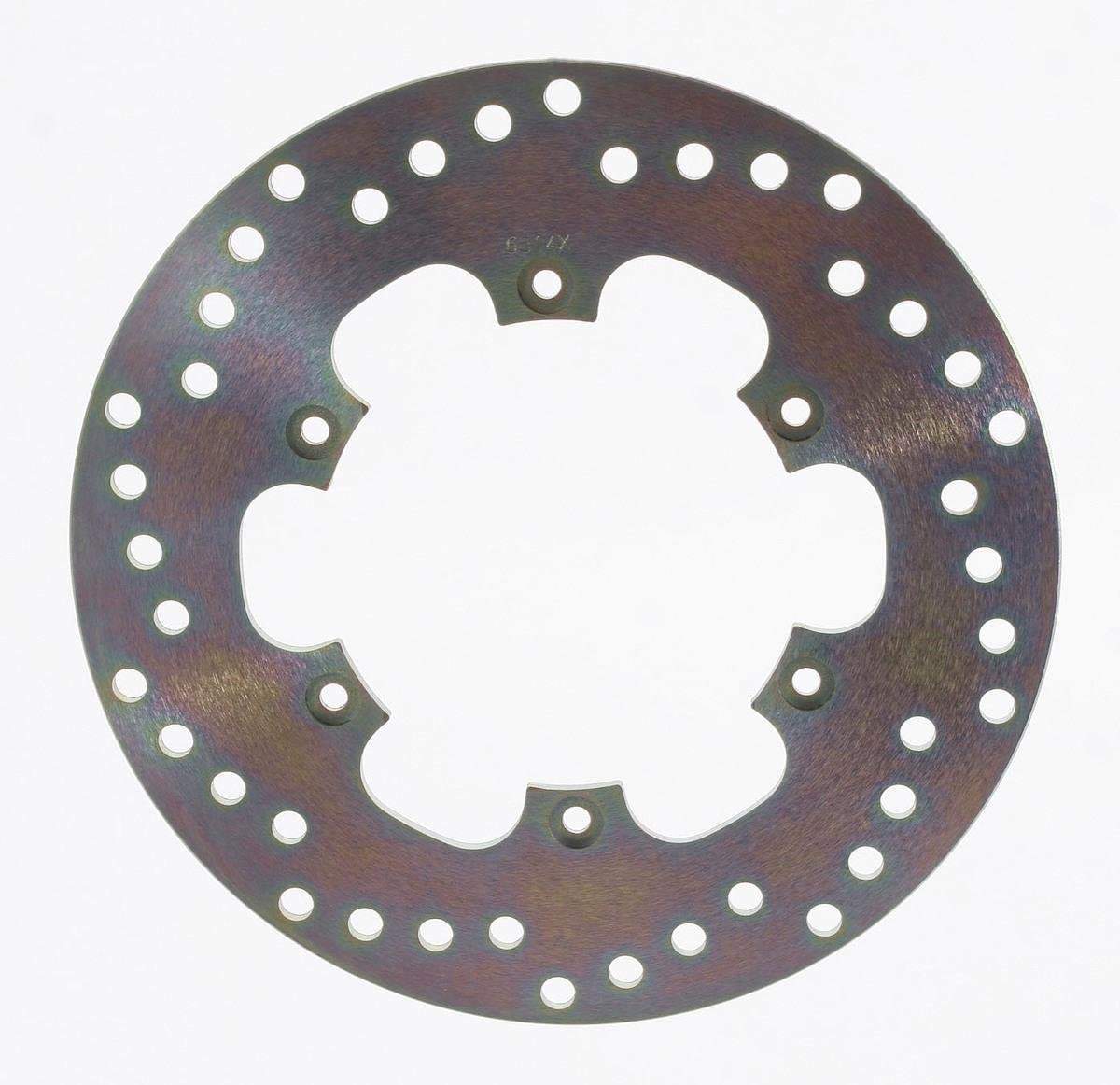 EBC Brakes MD6370D Standard OE Replacement Rotor