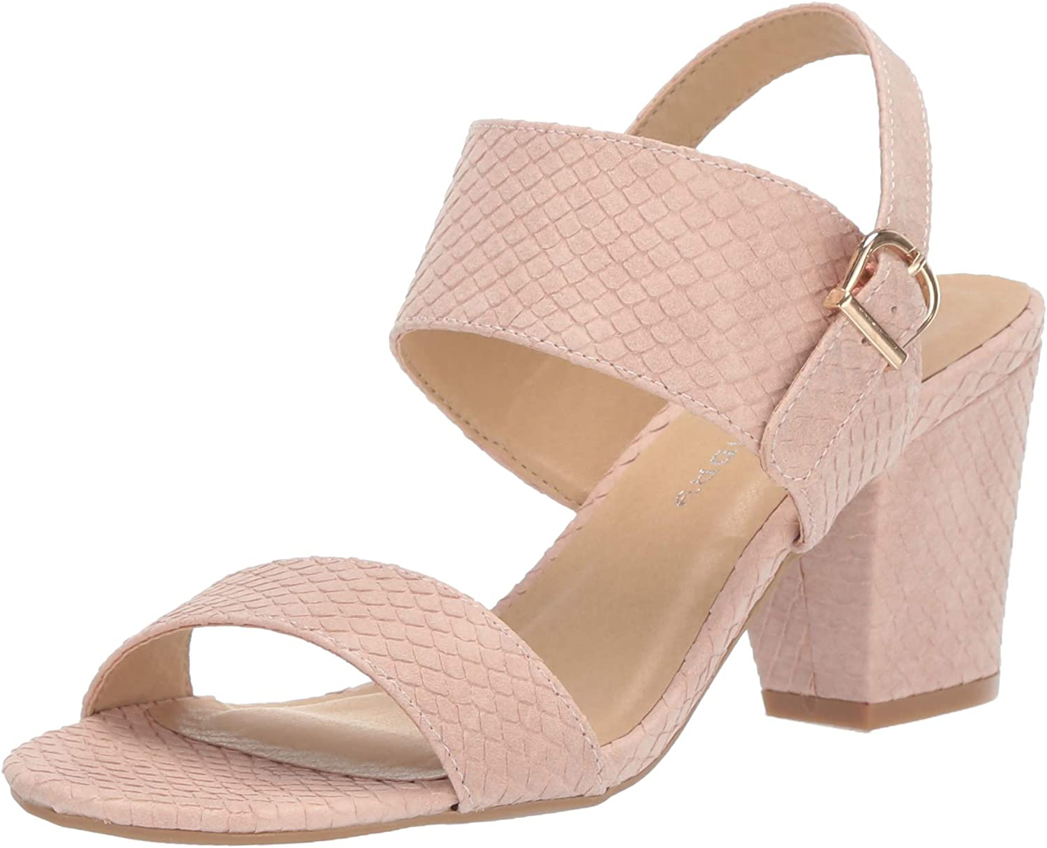 CL by Chinese Laundry Women's Spot on Heeled Sandal