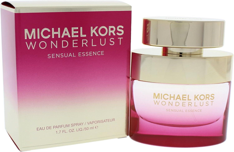 Michael Kors Sensual Essence Mujeres 50 ml - Eau de parfum (Mujeres, 50 ml, Envase no recargable, Nashi pear, Black cherry, Orange blossom, Suede, Amber, Aerosol, 1 pieza(s))