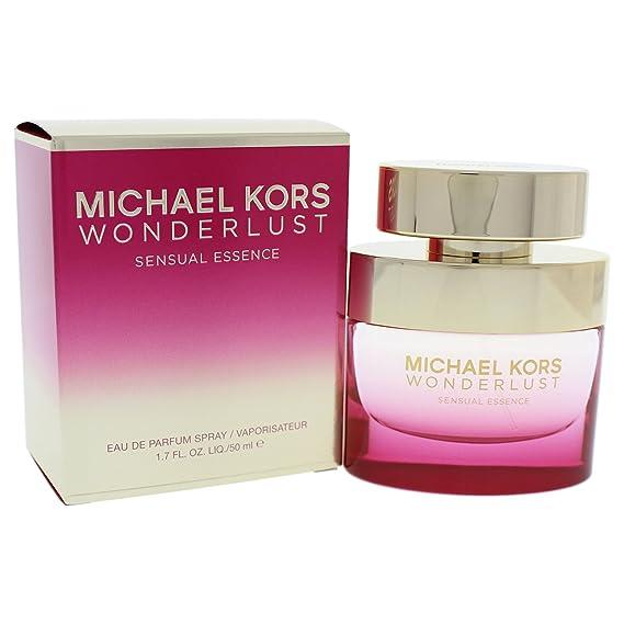 c2e699f273e2 Michael Kors Wonderlust Sensual Essence Eau De Perfume vaporizador - 50 ml   Amazon.co.uk  Beauty