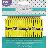 Amscan Games, Tummy Measure Baby Shower Game, Party Supplies, Multicolor, 2in x 150ft   1ct - 382381