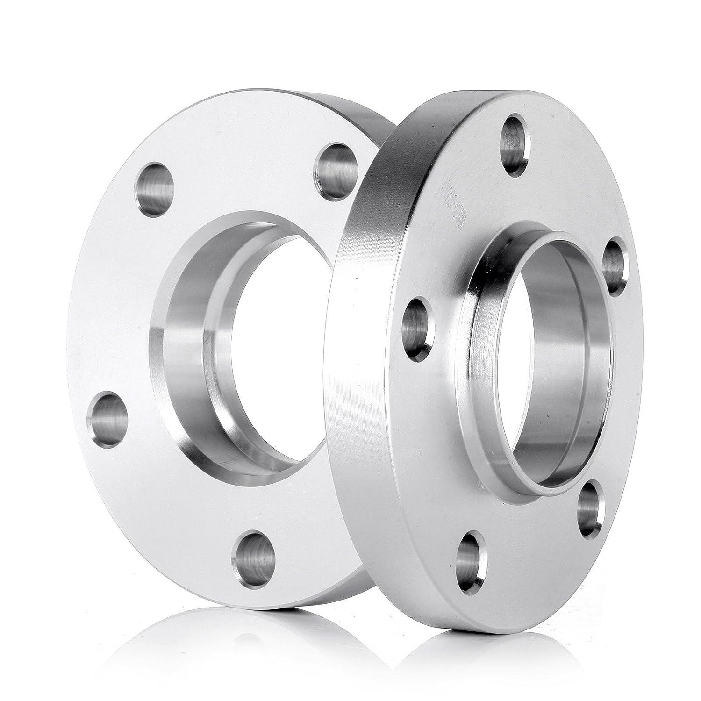12x1.5 OCPTY 2x 20mm 5x120mm Hub Centric Wheel Spacers 5x120 to 5x120 Staggered Kit for 525xi 528i 530i 530xi 535i 535xi 545i 550i 72.56