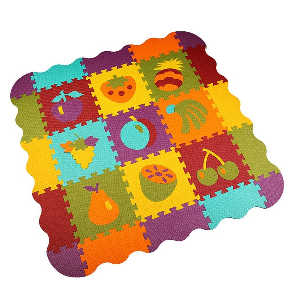 Alfombras puzzle alfombras para bebes alfombras de juegos - Alfombras puzzle infantiles ...