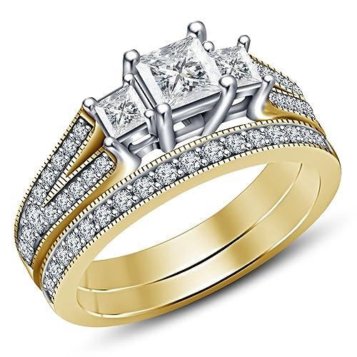 Anillo de compromiso de boda hermosa Vorra moda para mujer/chica está en 925 plata