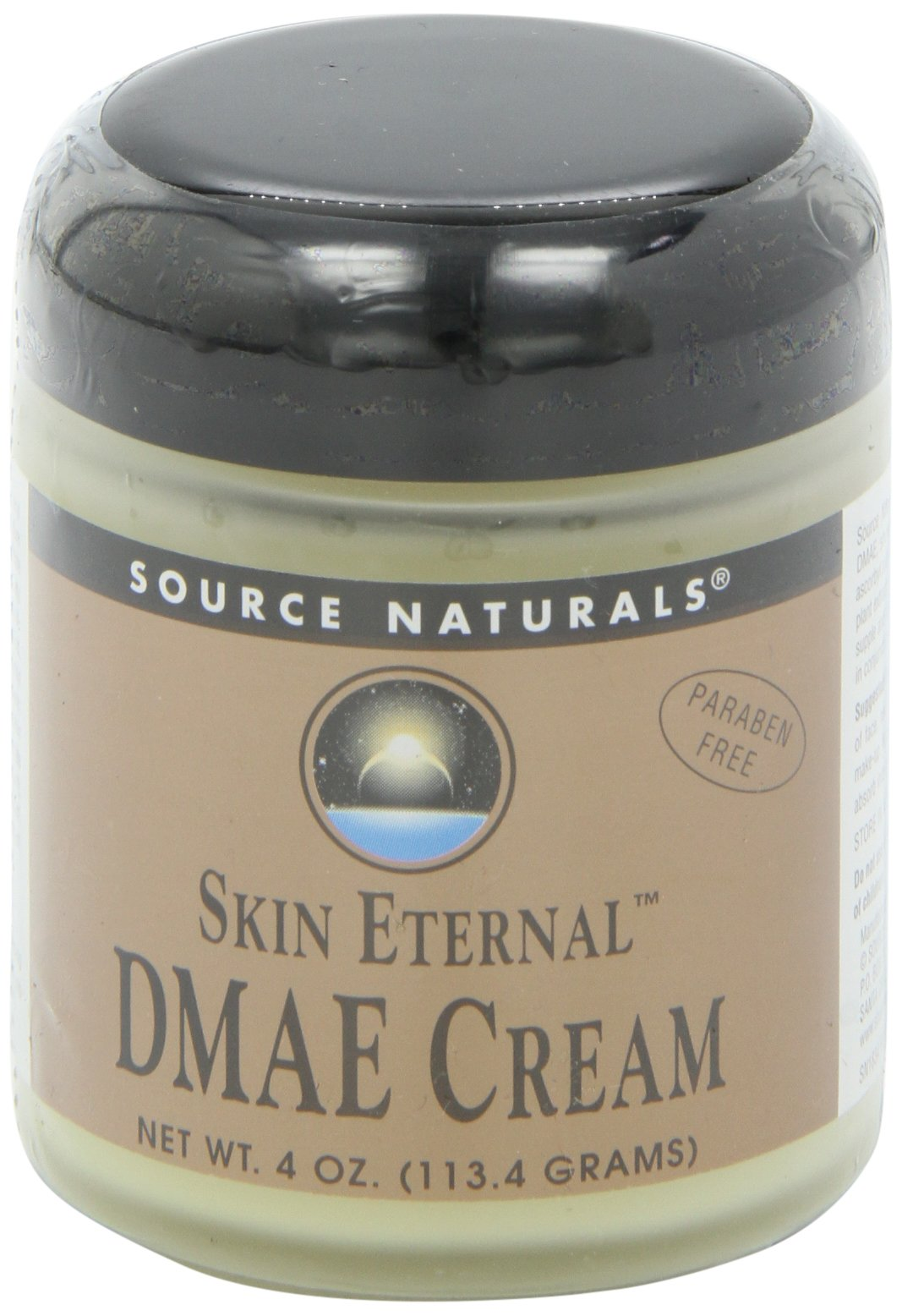 Source Naturals Skin Eternal DMAE Cream, 4 Ounce