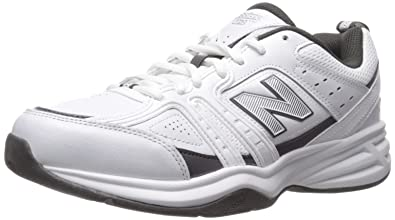 New Balance Men's MX608V4 Training Shoe, Grey, 8.5 D US