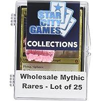 25 Assorted Magic: The Gathering Mythic Rares