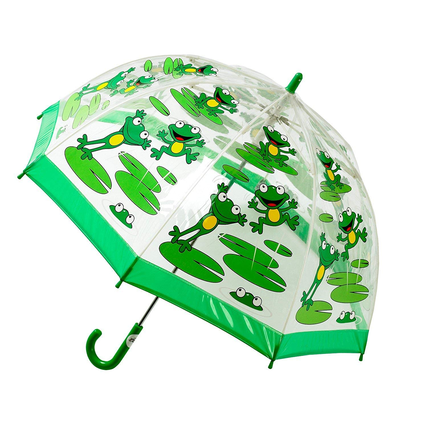 Bugzz Clear PVC Umbrella BUGZZ KIDS STUFF