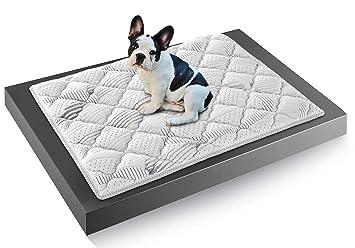 Tappeto Morbido Per Cani : Farmarelax materassino per cane lavabile imbottitura in memory