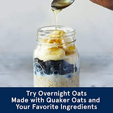 Avena estándar Quaker Oats: Amazon.com: Grocery ...