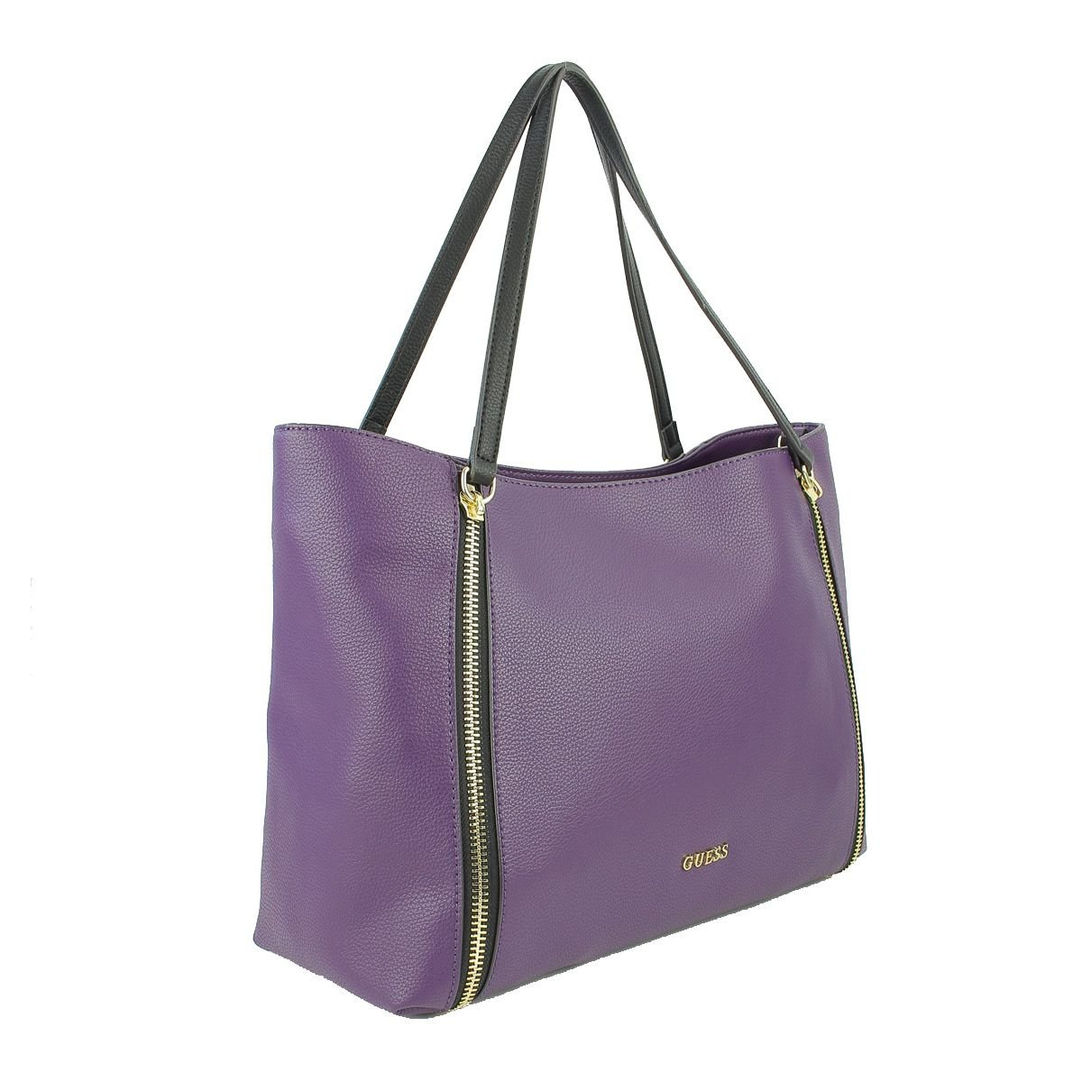 6638e4431b Guess - Sac cabas Angie (HWALAPP6404) taille 30 cm: Amazon.fr: Chaussures  et Sacs