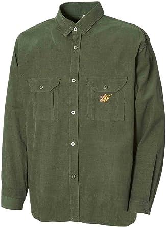 Benisport - Camisa Plana Talla 40, Color Verde: Amazon.es: Ropa y accesorios