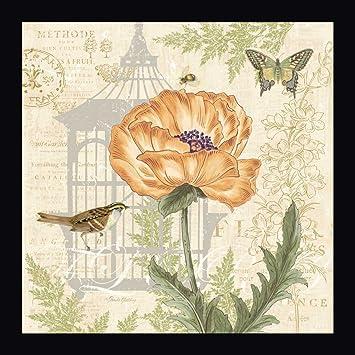 Floral Nature Trail I By Pamela Gladding