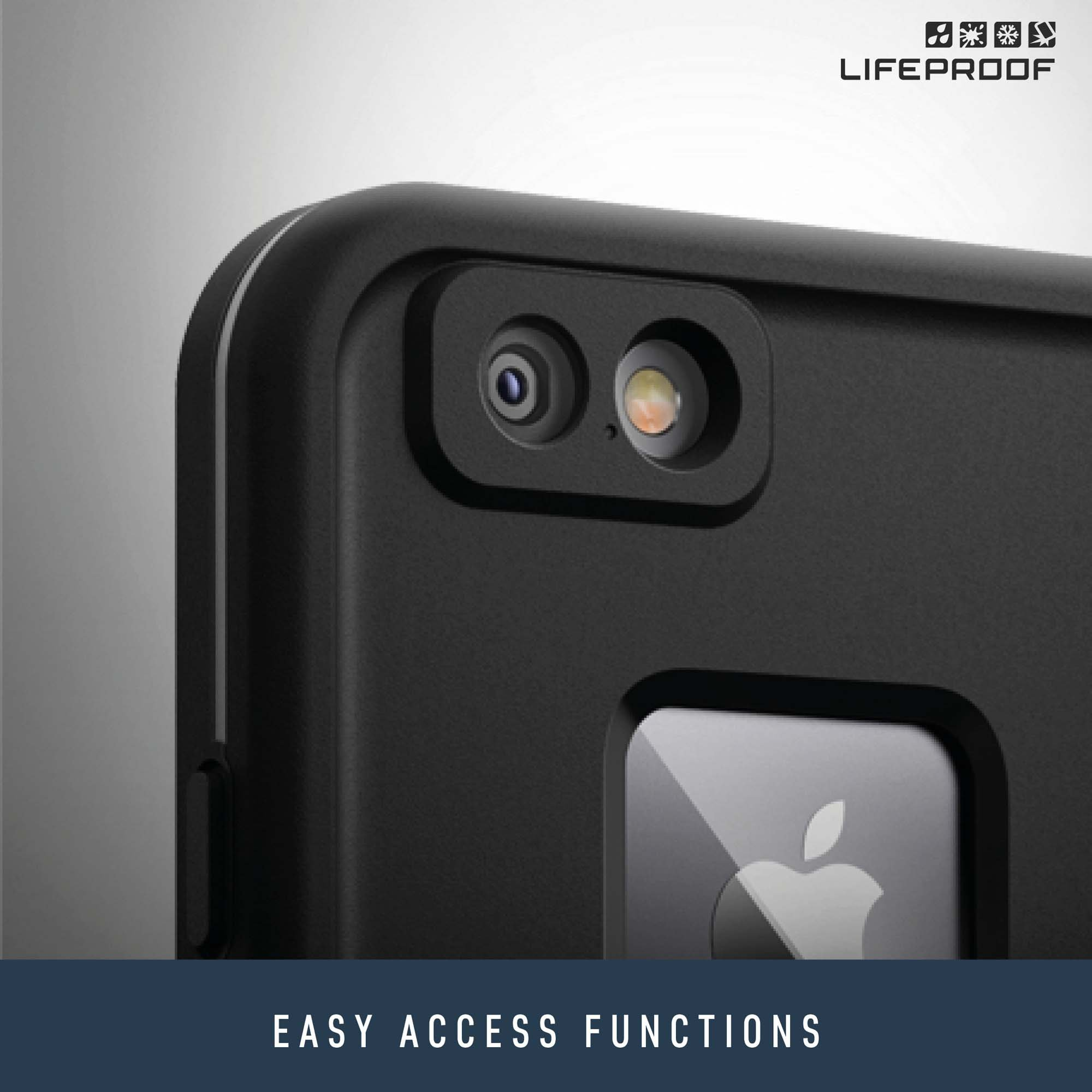 Lifeproof FRĒ SERIES iPhone 6/6s Waterproof Case (4.7'' Version) - Retail Packaging - BANZAI (COWABUNGA/WAVE CRASH/LONGBOARD) by LifeProof (Image #8)