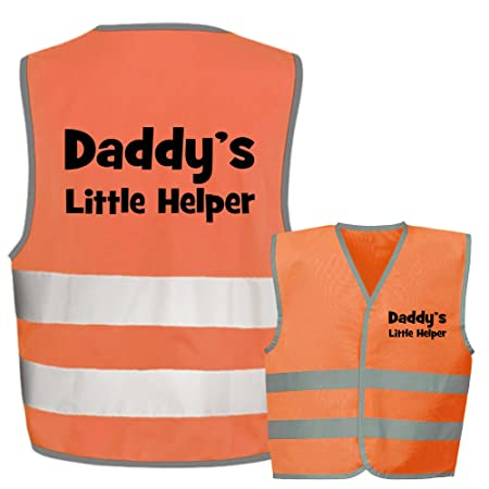 Personal Protective Equipment (ppe) Protective Jackets Childrens Kids High Visibility Hi Vis Viz Waistcoats En1150