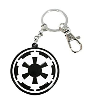 Llavero Imperial Logo Star Wars