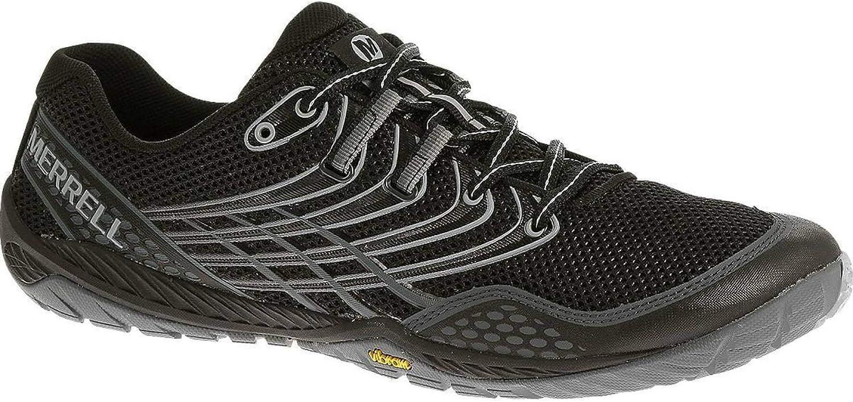 Merrell Glove 3 - Zapatillas de running para hombre, color Negro, talla EU 47 - UK 12: Amazon.es: Zapatos y complementos