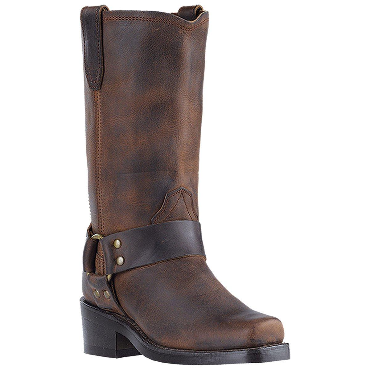 Dingo Women's Molly Western Boot,Gaucho Nutty,8 M US