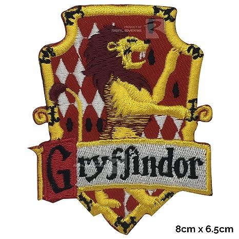 476db323349c Costura y manualidades Harry Potter Hufflepuff Casa Nueva coser o hierro EN  Parche disfraz T Shirt bolsa chaqueta Insignia ...