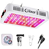 Giixer 1000W LED Grow Light, Dual Switch & Dual Chips Full Spectrum LED Grow Light Hydroponic Indoor Plants Veg and Flower-10